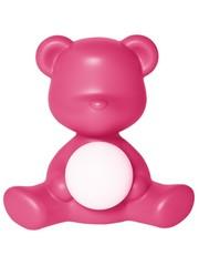 Qeeboo Qeeboo Teddy Girl LED lamp - Fuxia