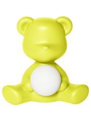 Qeeboo Qeeboo Teddy Girl LED lamp - Lime