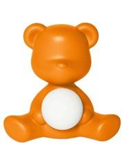 Qeeboo Qeeboo Teddy Girl LED lamp - Orange