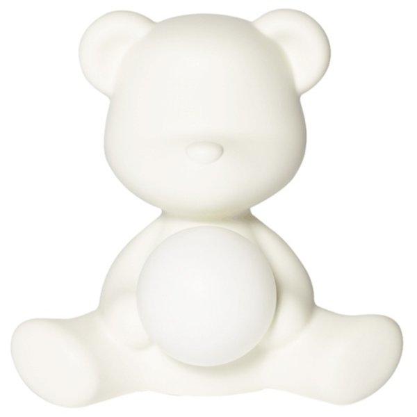 Qeeboo Qeeboo Teddy Girl LED lamp - White
