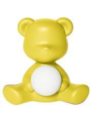 Qeeboo Qeeboo Teddy Girl LED lamp - Yellow