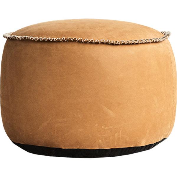 SACKit SACKit Poef RETROit Dunes Cognac Drum
