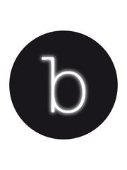 Seletti Seletti Neon verlichting letter b