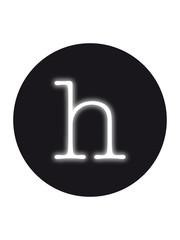Seletti Seletti Neon verlichting letter h