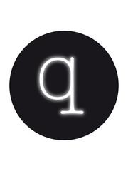 Seletti Seletti Neon verlichting letter q