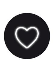 Seletti Seletti Neon Verlichting teken hart
