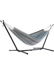 Vivere Vivere Sunbrella - Hangmat met Standaard 250 cm - Gateway Mist