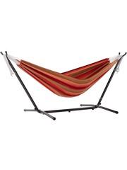 Vivere Vivere Sunbrella - Hangmat met Standaard 250 cm - Sunset