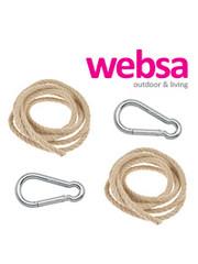 Websa Websa bevestigingsset