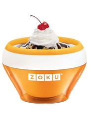 ZOKU Zoku Ice Cream Maker Oranje