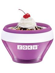 ZOKU Zoku Ice Cream Maker Paars