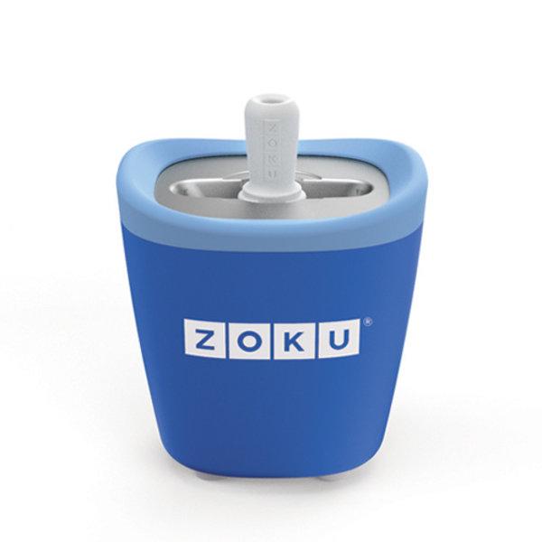 ZOKU Zoku Quick Pop Maker Single Blauw