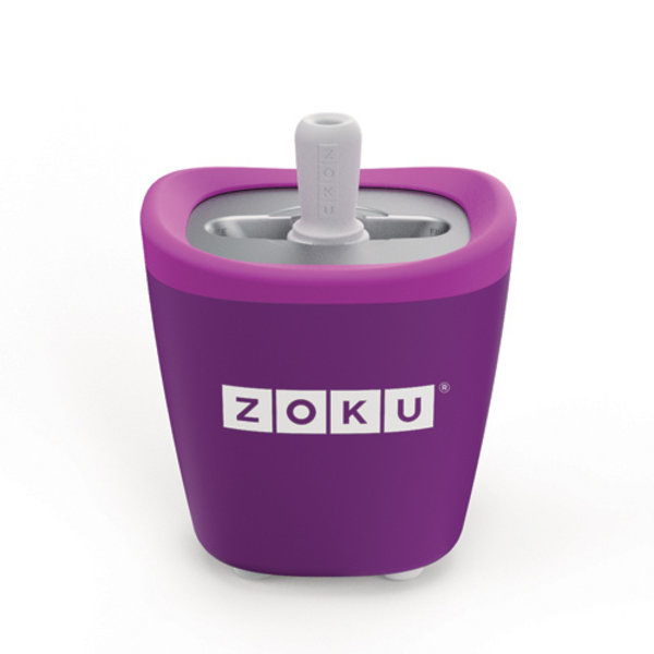 ZOKU Zoku Quick Pop Maker Single Paars