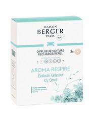 Maison Berger Paris Maison Berger Auto Parfum Navulling Aroma Respire