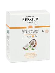Maison Berger Paris Maison Berger Auto Parfum Navulling Coco Monoï