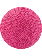 Cotton Ball Lights Cotton Ball Lights Bright Pink klein