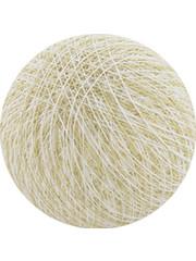 Cotton Ball Lights Cotton Ball Lights Mix Cream klein