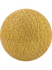 Cotton Ball Lights Cotton Ball Lights Sparkling Gold/Brass klein