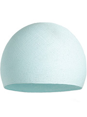 Cotton Ball Lights Cotton Ball Lights lamp Driekwart Light Aqua