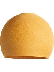Cotton Ball Lights Cotton Ball Lights lamp Driekwart Mustard
