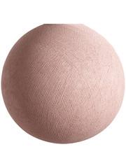 Cotton Ball Lights Cotton Ball Lights lamp Pale Pink