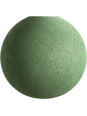 Cotton Ball Lights Cotton Ball Lights lamp Sage Green