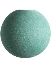 Cotton Ball Lights Cotton Ball Lights lamp Sea Green