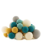 Cotton Ball Lights Cotton Ball Lights lichtslinger Premium Ocean Green