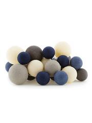 Cotton Ball Lights Cotton Ball Lights lichtslinger Premium Stylish Blue