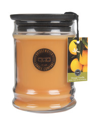 Bridgewater Candle Company Bridgewater Geurkaars Jar Small Orange Vanilla
