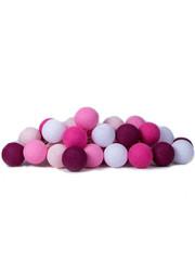 Cotton Ball Lights Cotton Ball Lights lichtslinger Pink