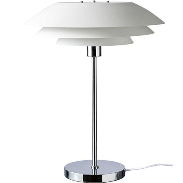 Dyberg Larsen Dyberg Larsen Tafellamp DL45 Mat Wit