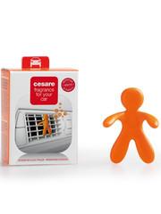 Mr & Mrs Fragrance Mr&Mrs Fragrance Autoverfrisser Cesare Energy Oranje