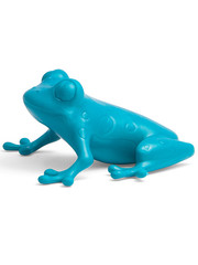 Mr & Mrs Fragrance Mr&Mrs Fragrance Autoverfrisser Forest Frog Bergamot & Iris Tile Blauw