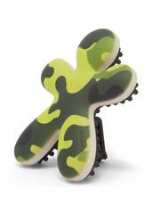 Mr & Mrs Fragrance Mr&Mrs Fragrance Autoverfrisser Niki Pine & Eucalyptus Groen Camouflage