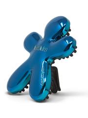 Mr & Mrs Fragrance Mr&Mrs Fragrance Autoverfrisser Niki Equilibrium Metallic Blauw