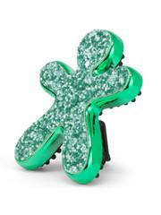 Mr & Mrs Fragrance Mr&Mrs Fragrance Autoverfrisser Niki Fashion Portofino Glitter Turquoise