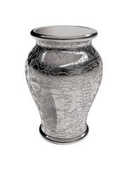 Qeeboo Qeeboo Ming Vaas bijzettafel - Silver