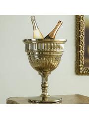 Qeeboo Qeeboo Capitol Plantenbak en Wijnkoeler Gold