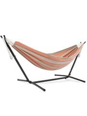 Vivere Vivere Sunbrella - Hangmat met Standaard 250 cm - Cameo