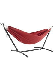 Vivere Vivere Hangmat Sunbrella met Standaard 250 cm - Crimson