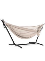 Vivere Vivere Mesh - Hangmat met Standaard 250 cm - Sand/Sky