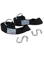 Vivere Vivere Eco-Friendly Hangmat Tree Straps (2-pack)