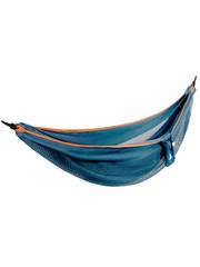 Vivere Vivere Mesh Hangmat - Double - Blue/Orange