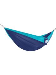Vivere Vivere Parachute Hangmat - Double - Navy/Turquoise