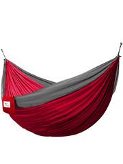 Vivere Vivere Parachute Hangmat - Double - Crimson/Grey