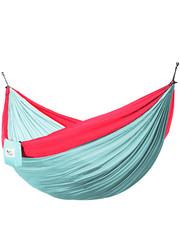 Vivere Vivere Parachute Hangmat - Double - Celeste/Rose