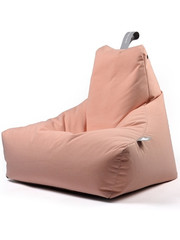 Extreme Lounging Extreme Lounging Zitzak B-bag Mighty-b Outdoor Pastel Oranje