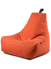 Extreme Lounging Extreme Lounging Zitzak B-bag Mighty-b Quilted Oranje