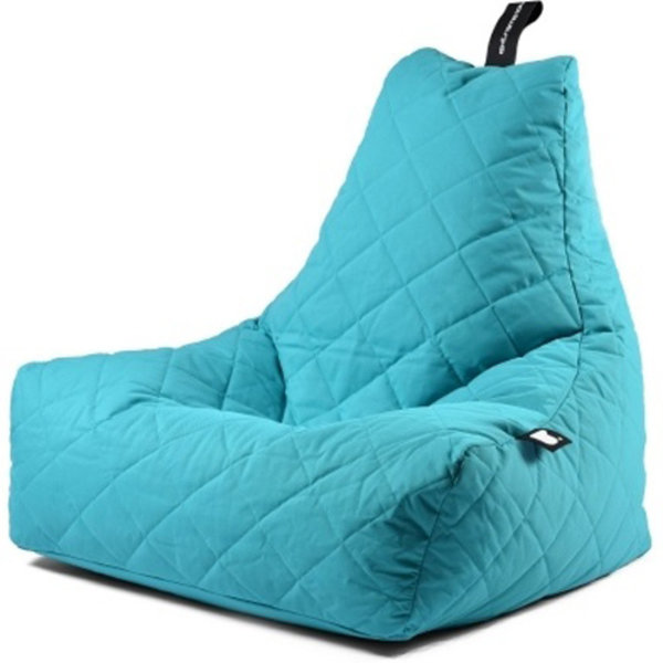 Extreme Lounging Extreme Lounging Zitzak B-bag Mighty-b Quilted Turquoise
